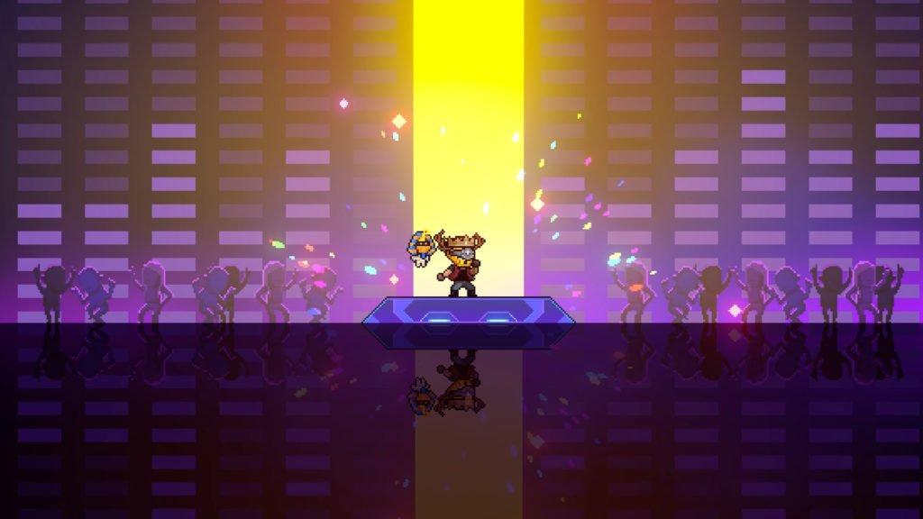 Neon Abyss chega ao Nintendo Switch em 2020