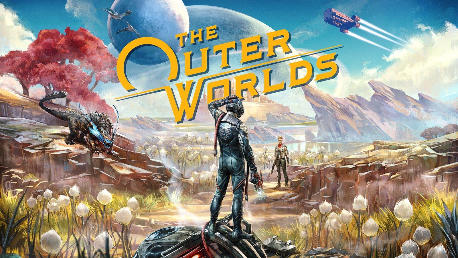 """Obsidian anuncia """"The Outer Worlds"""" para Nintendo Switch em junho"""