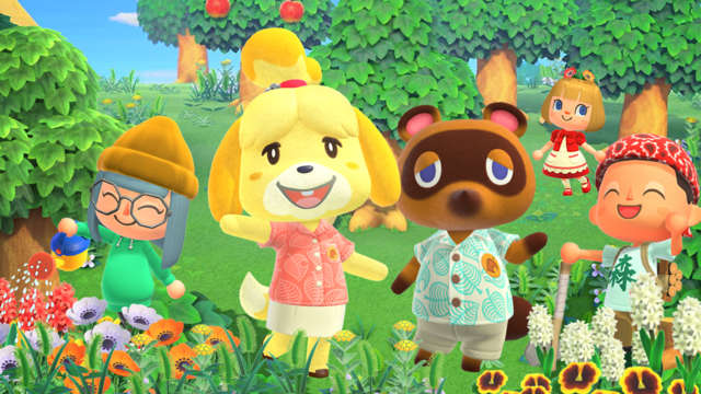 Animal Crossing: Novas Sensações...