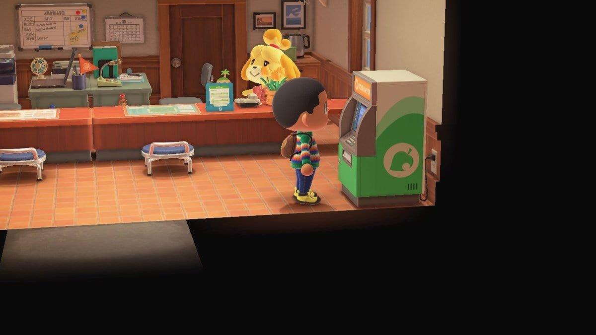 Animal Crossing: New Horizons Juros Banco