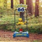 Pokémon GO: Abra é o Pokémon destaque do Dia da Comunidade de Abril
