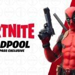Deadpool em Fortnite