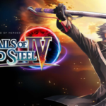 The Legend of Heroes: Trails of Cold Steel IV chega ao Nintendo Switch em 2021