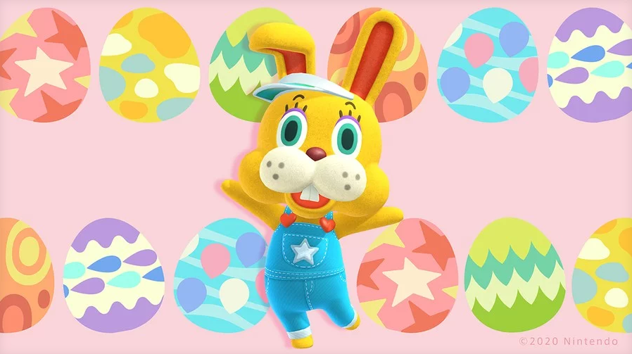 'Bunny Day': evento sazonal chega em Animal Crossing: New Horizons