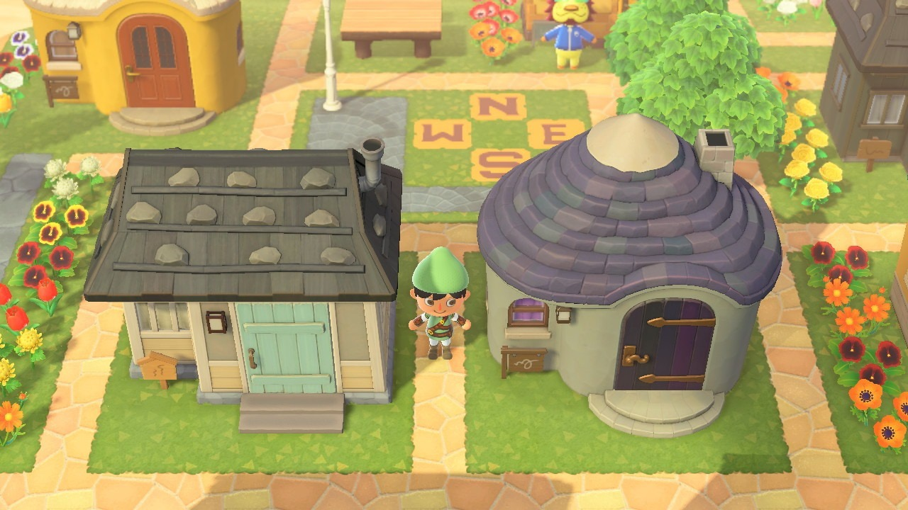 Fã reproduz Hyrule de A Link to the Past em Animal Crossing