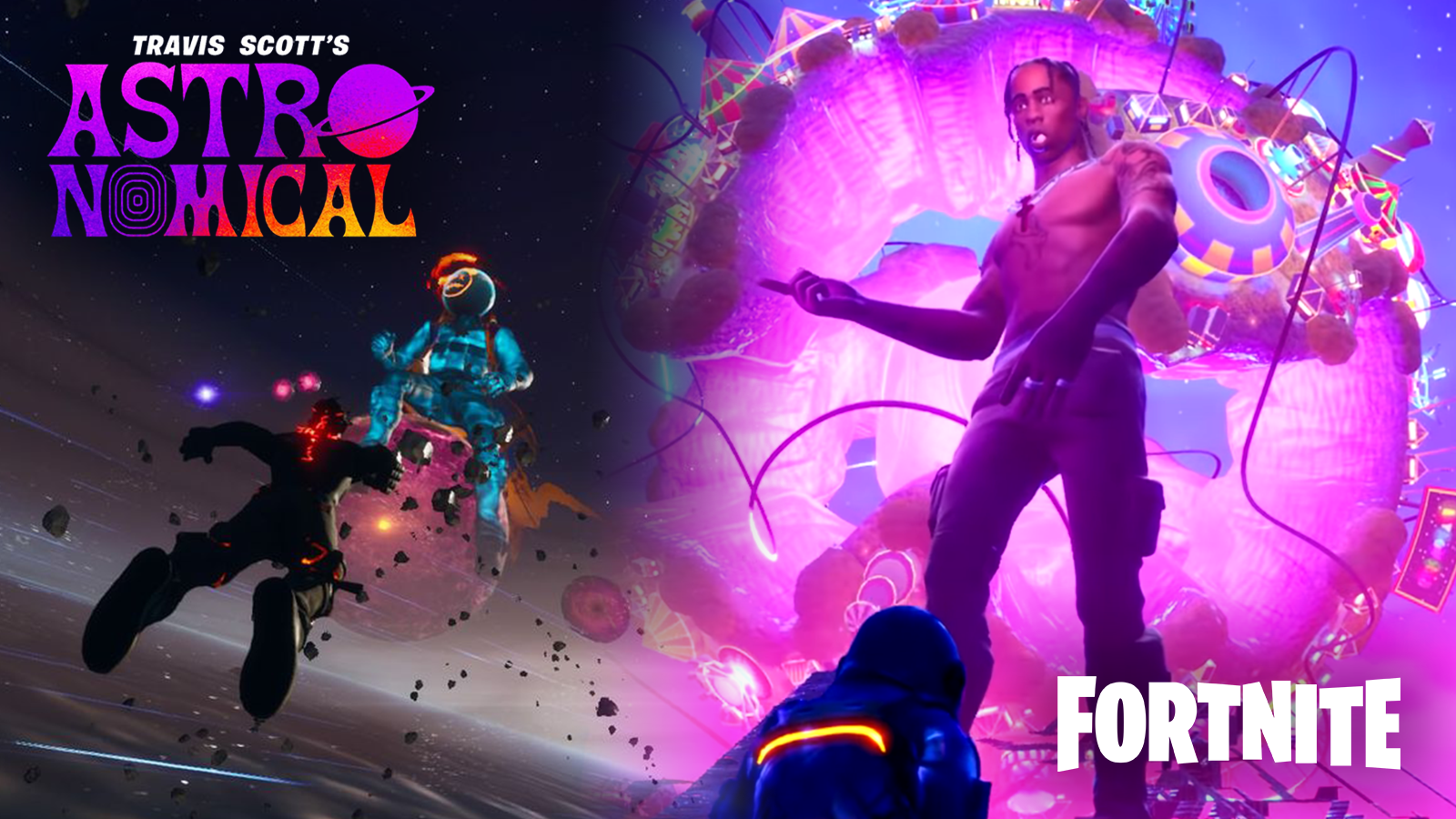 Fortnite Travis Scott