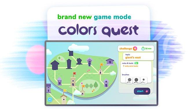 Colors Live: sequência do sucesso de 3DS abre campanha de crowdfunding para chegar ao Switch