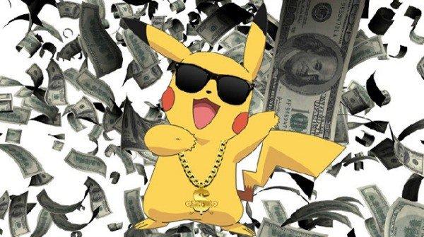 'The Pokemon Company' registra seu segundo melhor ano da história