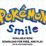 Pokémon Smile é lançado para dispositivos móveis