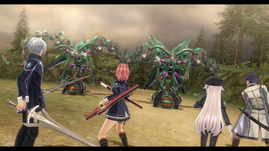 The Legend of Heroes: Trails of Cold Steel III - Um JRPG envolvente e poderoso