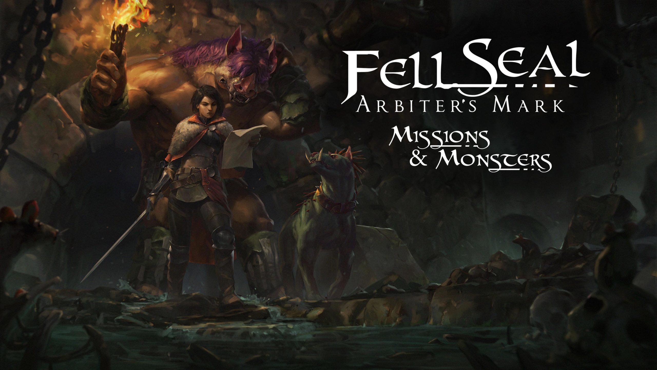 Fell Seal: Arbiter's Mark – Missions and Monsters