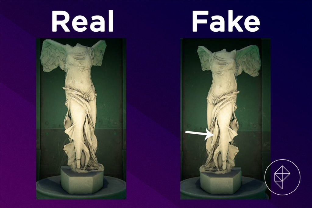 [Guia] Animal Crossing: New Horizons - Obras de Arte Reais vs Falsas