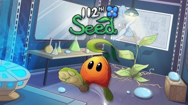 112th Seed: puzzle plataforma retrô chega ao Switch em Agosto
