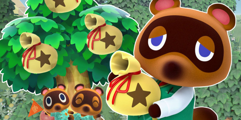 Animal Crossing: New Horizons volta ao topo de vendas no Japão