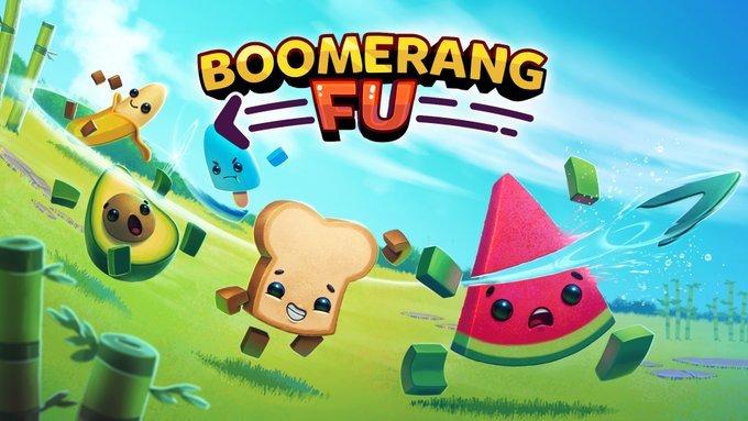 Boomerang Fu chegando para o Nintendo Switch em agosto