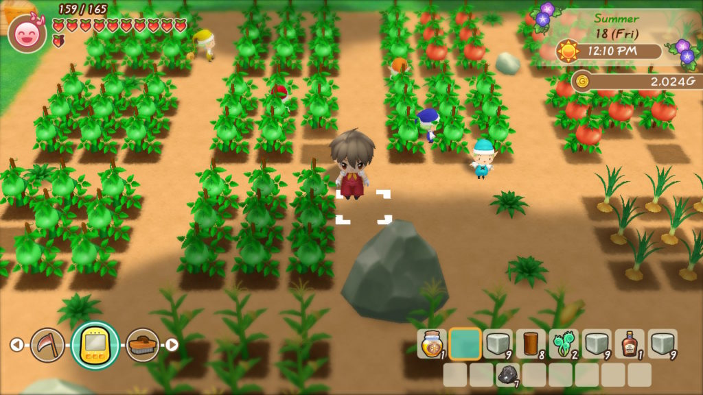Story of Seasons: Friends of Mineral Town - Nostalgia que encanta