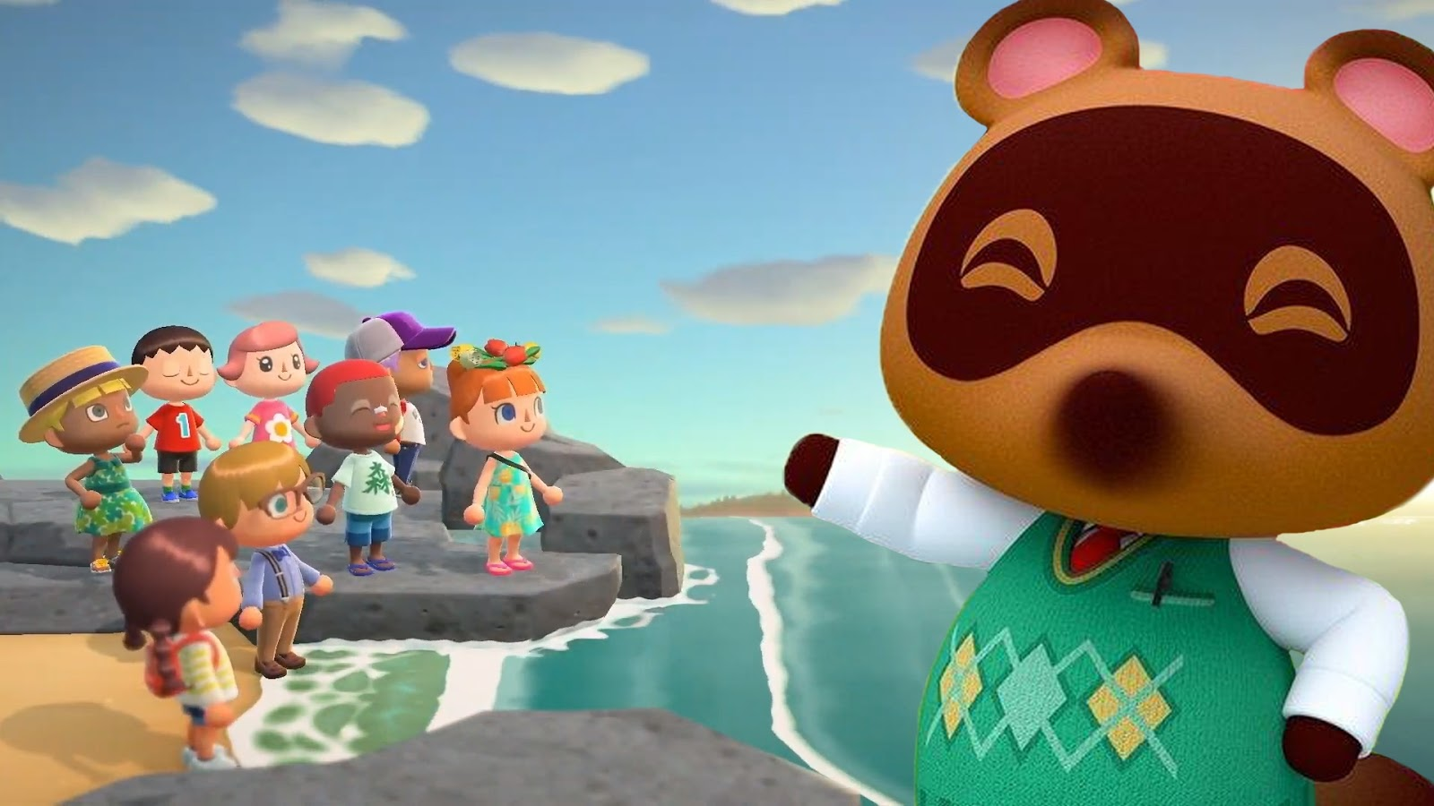Animal Crossing: New Horizons - dados de evento de Festa do Peão são encontrados