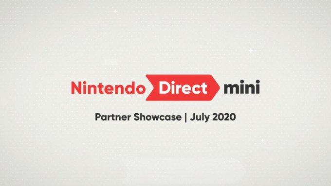 Nintendo Direct Mini é anunciado para esta segunda