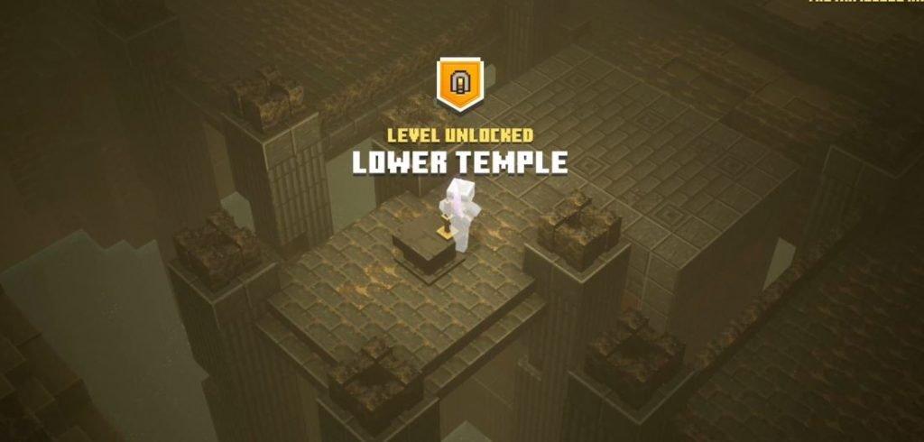 Atualização mais recente de Minecraft Dungeons adiciona um nível secreto