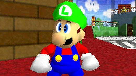Vazamentos da Nintendo apresentam protótipos de Luigi em Super Mario 64 e mais