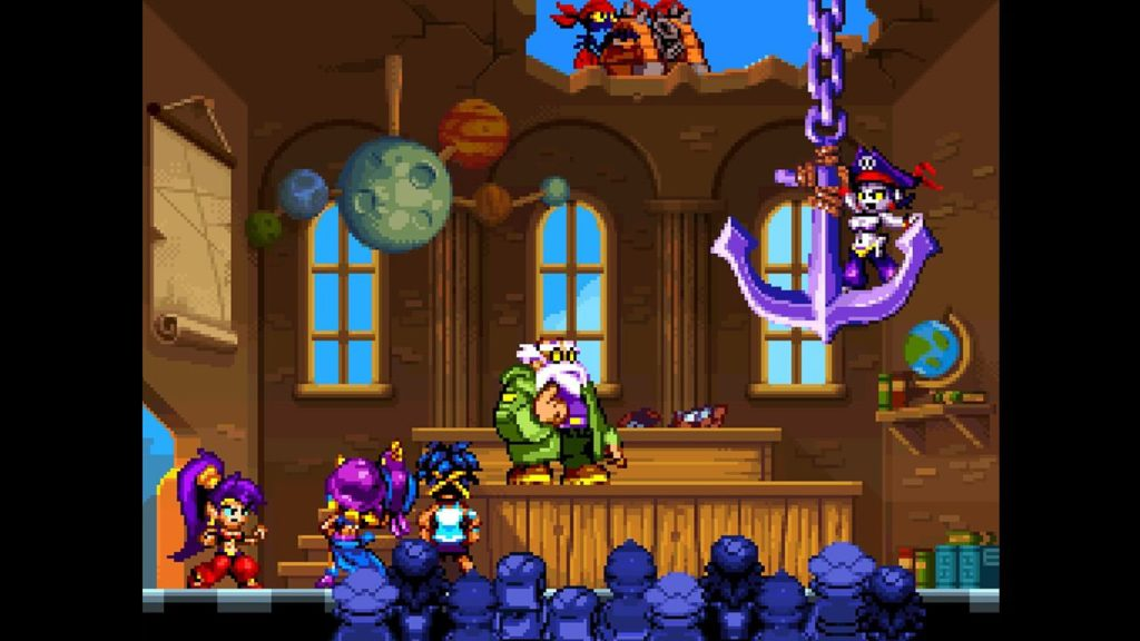 WayForward anuncia Shantae: Risky's Revenge - Director's Cut para Switch