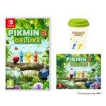 Nintendo do Reino Unido oferece brinde na pré-venda de Pikmin 3 Deluxe