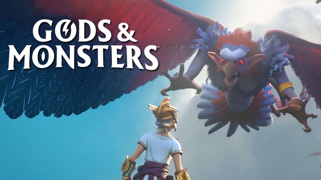 [Rumor - Confirmado] Immortals: Fenyx Rising pode ser o nome do novo jogo de Gods & Monsters da Ubisoft