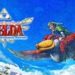 The Legend of Zelda: Skyward Sword é listado para o Nintendo Switch na Amazon do Reino Unido