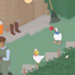 Untitled Goose Game receberá atualização multijogador gratuita no próximo mês