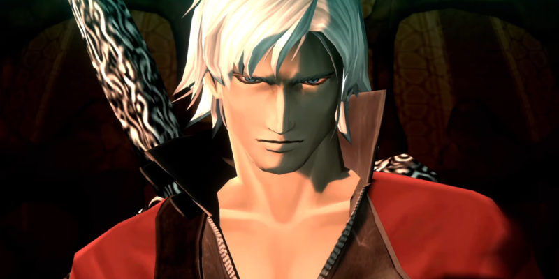 Dante Devil May Cry Shin Megami Tensei III: Nocturne HD