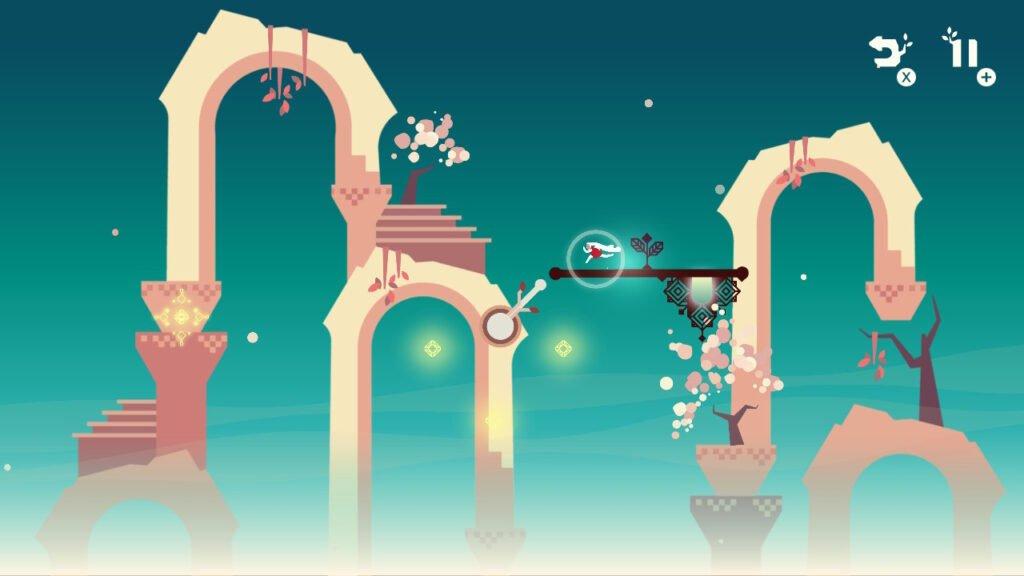 Linn: Path of Orchards - O elemento surpresa dos puzzles