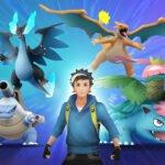 Pokémon Go Megaevolução