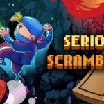 Serious Scramblers: jogo plataforma vertical chega ao Switch em Agosto