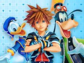 Atualmente não há planos para trazer mais jogos de Kingdom Hearts para o Switch