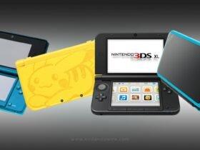 Produção do Nintendo 3DS é encerrada
