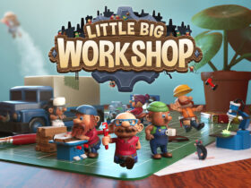 Little Big Workshop: gerenciador de fábrica chega ao Switch em Outubro