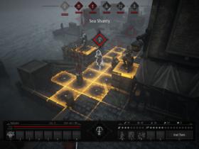 Black Legend: RPG de estratégia em turnos chega ao Switch em 2021