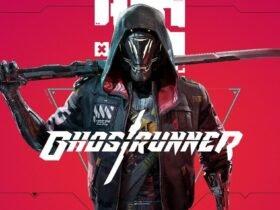 Ghostrunner: slasher também chega ao Switch em Outubro