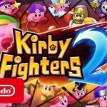 Kirby Fighters 2 disponível para Nintendo Switch, veja trailer de lançamento