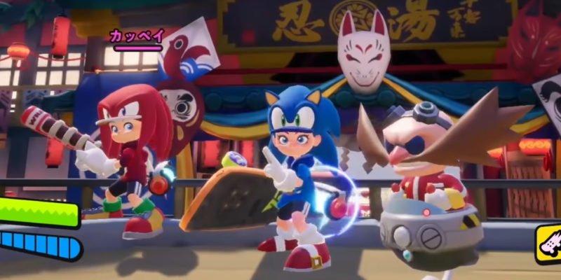 Ninjala: saiba mais detalhes do evento de crossover com Sonic the Hedgehog