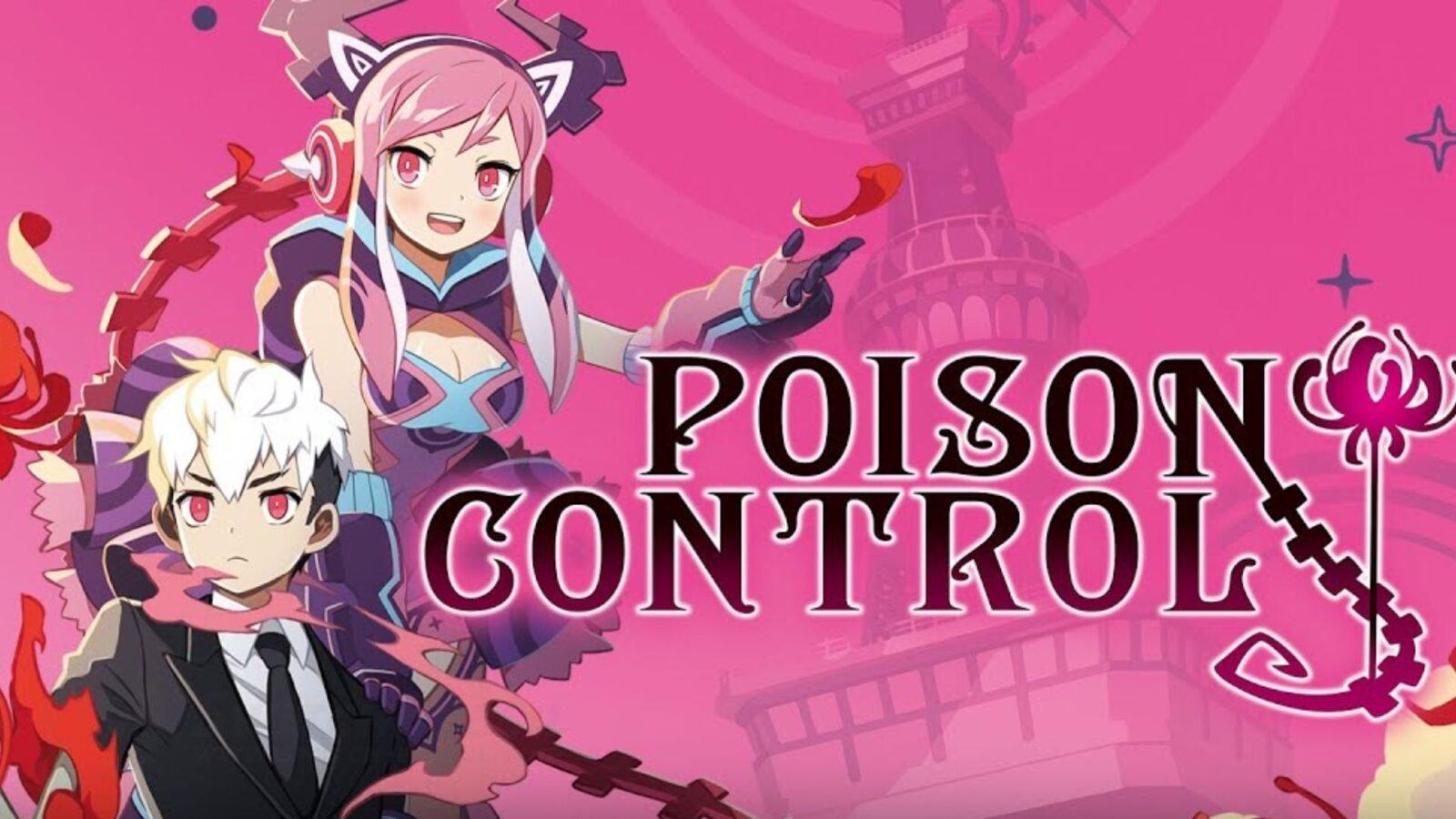 Poison Control: shooter de ação cheio de estilo chega para o Nintendo Switch em 2021