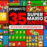 Super Mario 35 anos: 35 fatos interessantes