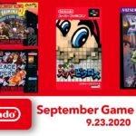 Nintendo Switch Online: novas adições de jogos NES e SNES de Setembro