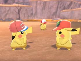 [Guia] Pokémon Sword & Shield - Consiga todos os Pikachu de boné