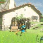 Pai constrói replica da casa de The Legend of Zelda: Breath of the Wild para o filho