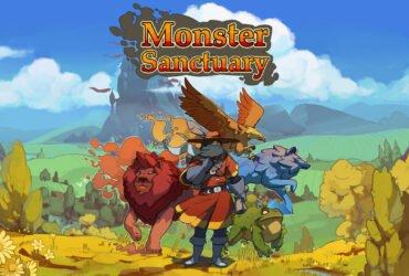 Monster Sanctuary será lançado para Nintendo Switch em Dezembro