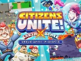 Citizens Unite!: Earth x Space: RPG de aventura cômico chega ao Switch em 2021