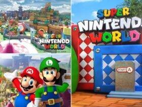 Super Nintendo World no Japão abrirá no outono de 2021, loja e Mario Cafe já abrem em Outubro