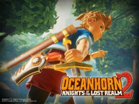 Ocenahorn 2: Knights of the Lost Realm