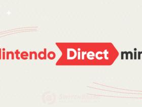 Nintendo lança nova Direct Mini - Partner Showcase repleta de anúncios